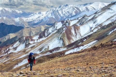 Thrilling treks in Ladakh