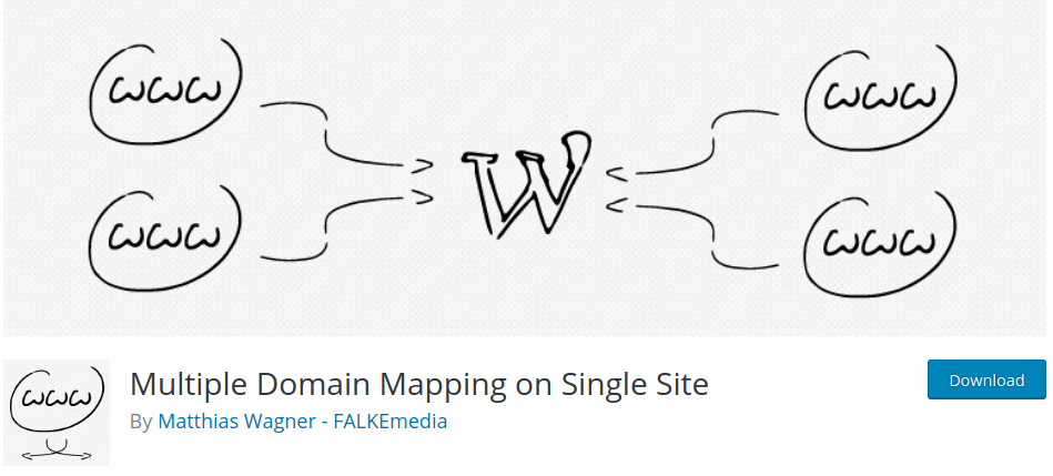 multiple domain mapping