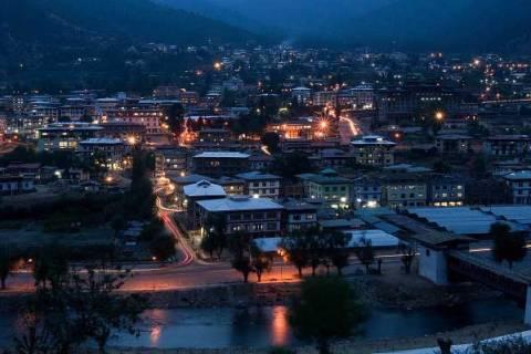nightlife in bhutan