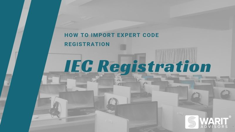 How to apply for IEC Registration online?