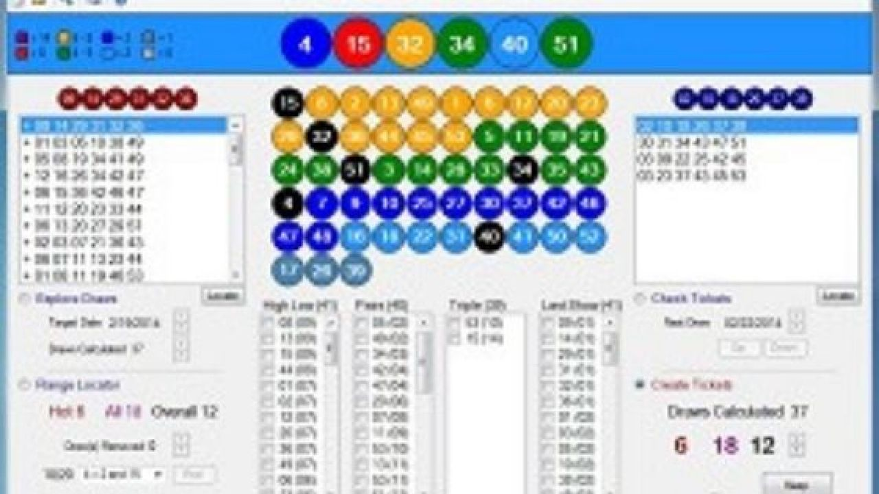 How to Win Lotto with a Lottery Number Software