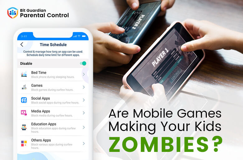 Parent's Guide to Control Kids Gaming Addiction and Enhance Safety   Screen Time App