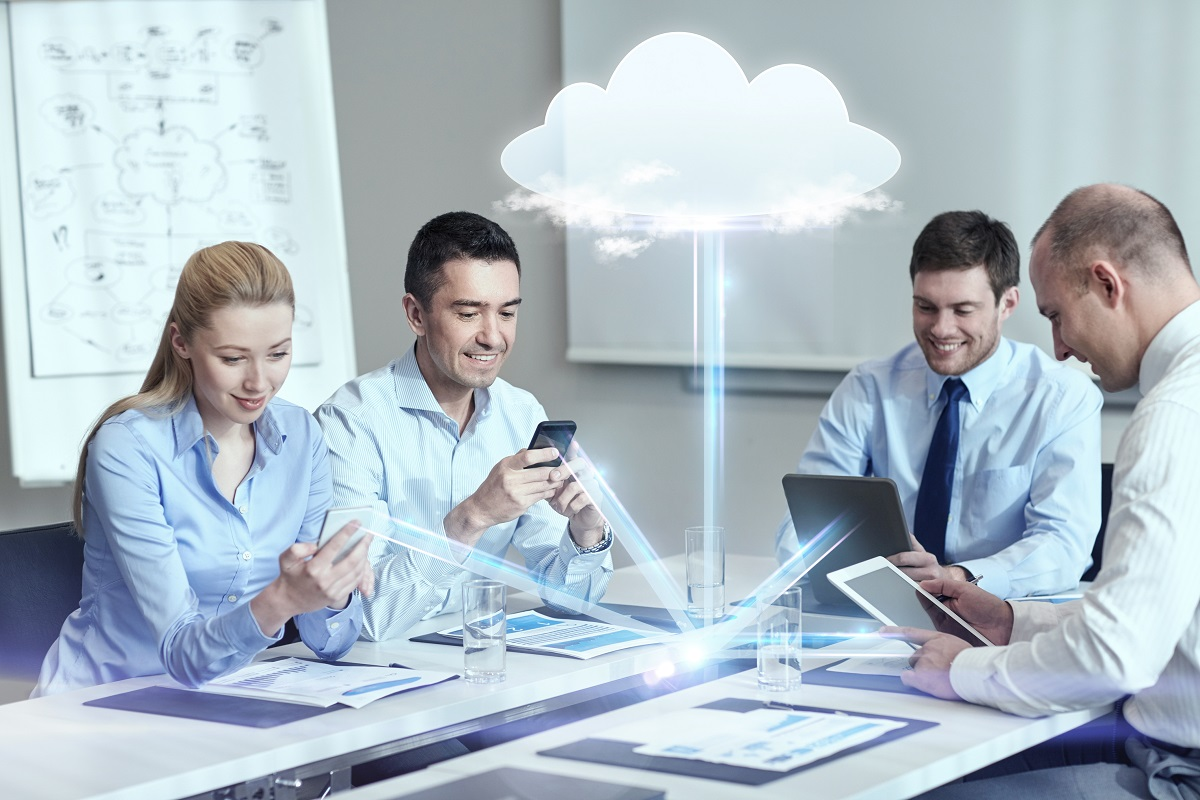 Kick-start your Digital Journey with Smart Cloud-based ERP Software