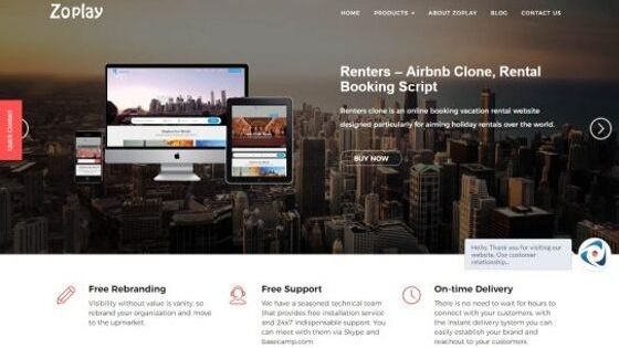 How to Make Your Business Idea Successful Using The Airbnb Clone Script_