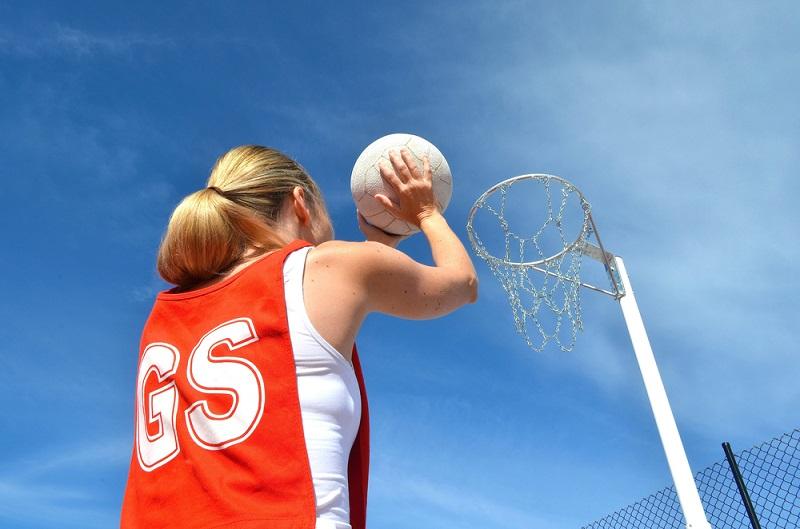 Netball Game Rule
