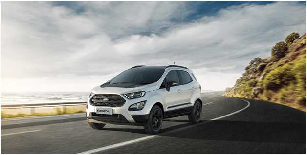 New Ford Ecosport 2019 India