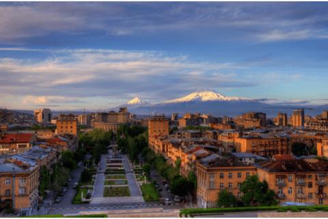 visit in Armenia
