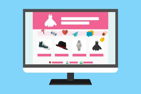 ecommerce webpages