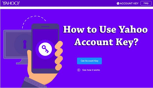 Yahoo Account Key