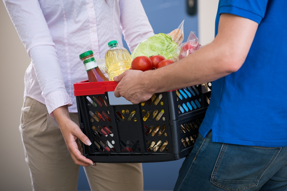Reasons for the Popularity of Grocery Delivery App among Independent Contractors