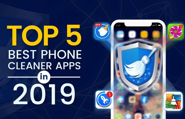 best phone cleaner app