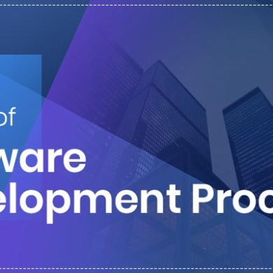 six stages of software development process