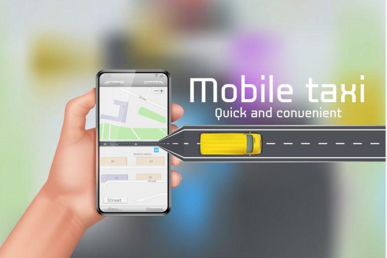 Taxi App Development Mobile