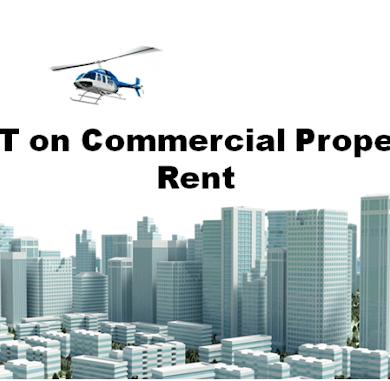 GST applies on rent