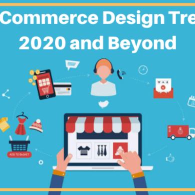 ecommerce design trends