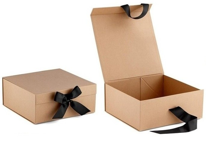 reusable folding gift boxes