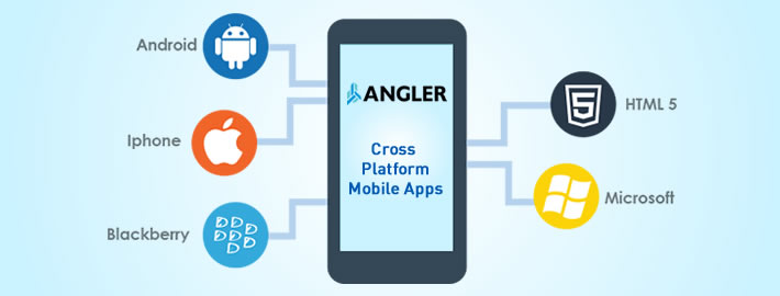 Top 5 Cross Platform App Development Frameworks For Mobile Developers
