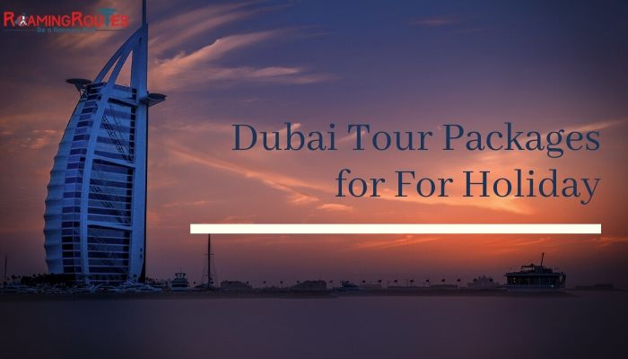 DUBAI TOUR! PERFECT PACKAGE FOR HOLIDAY