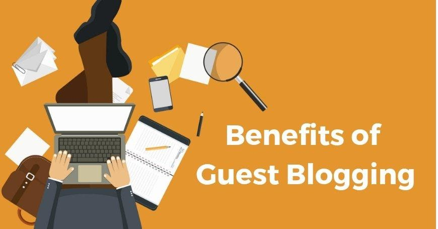 A Beginners Guide for Guest Blogging in SEO