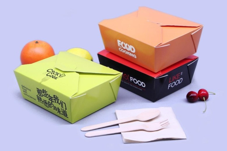 custom Printed Food Boxes