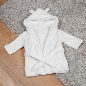 baby bathrobe benefits