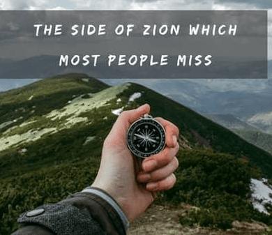 Side of Zion