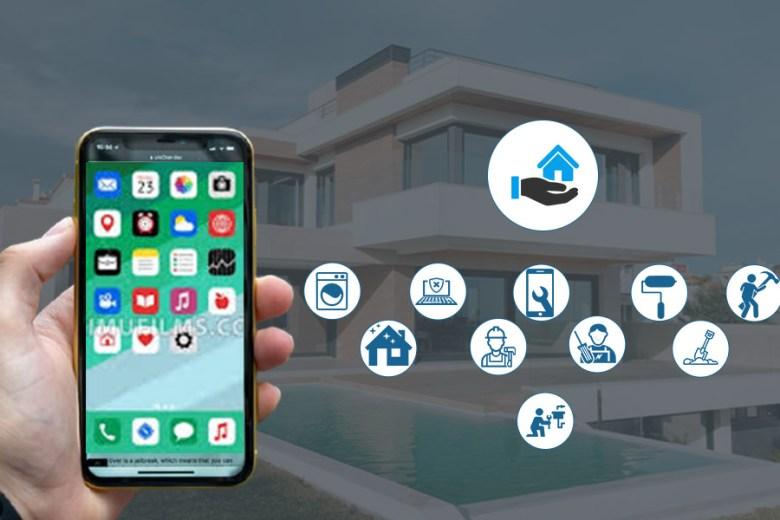 on demand home service app