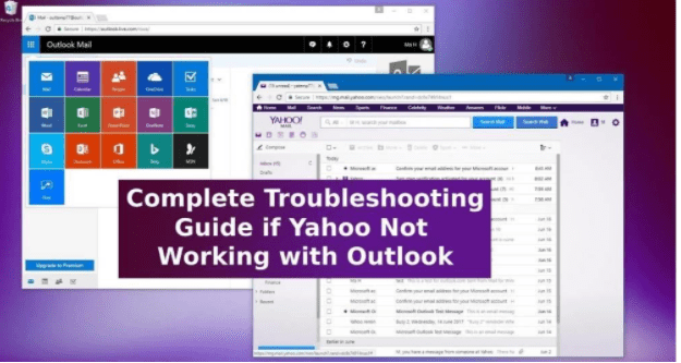 Complete Troubleshooting Guide if Yahoo Not Working with Outlook