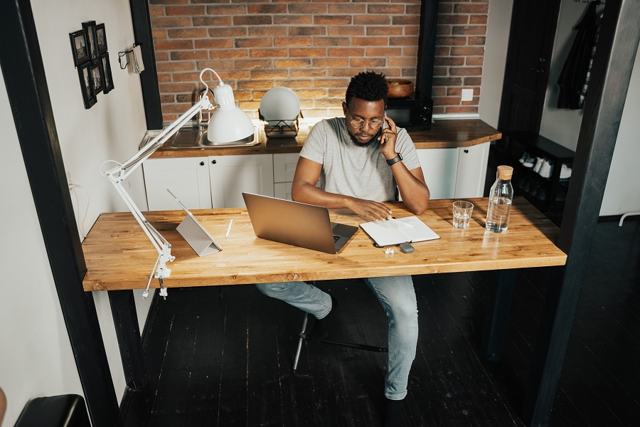 5 Ways to Be Comfortable While Working