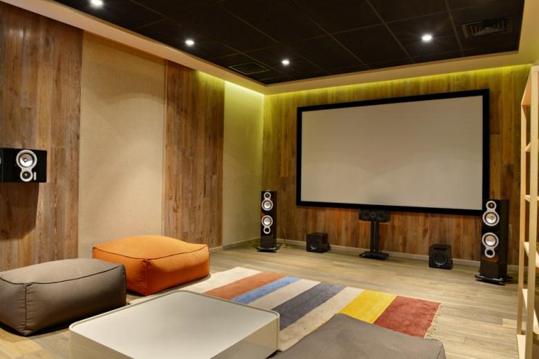 home theatre installation business