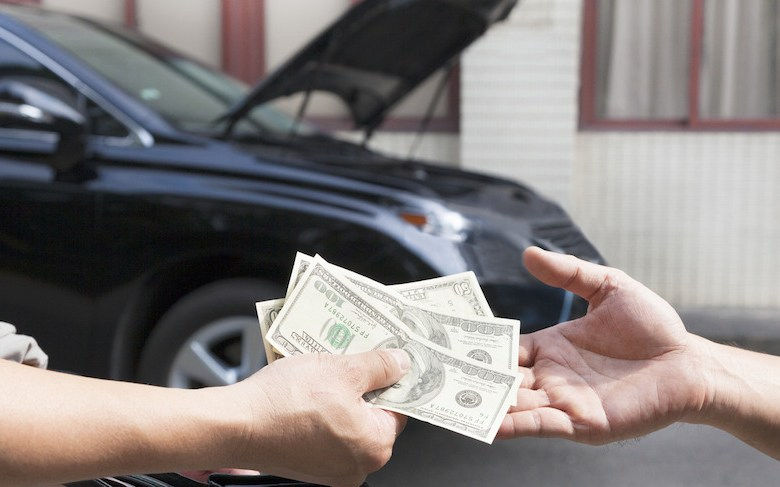 sell your old car