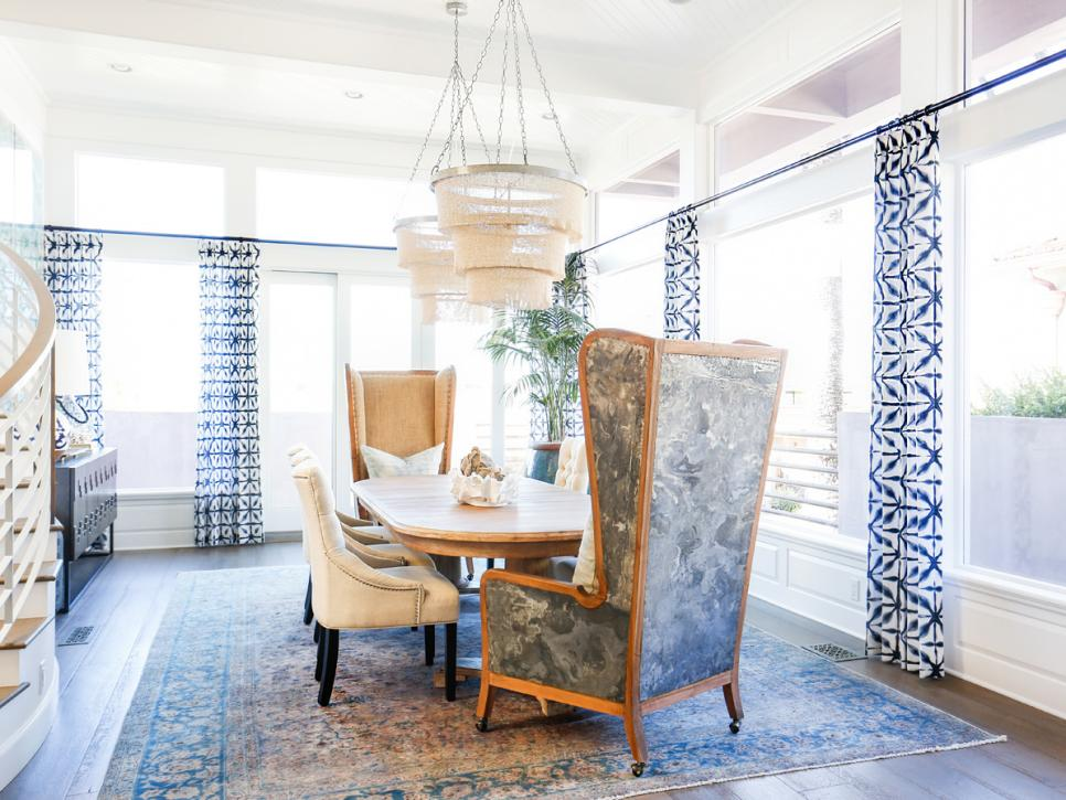 6 Tips to Make Dining Chair Covers Suit Your Home Décor and Style