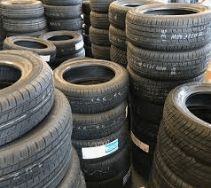 types of tyres