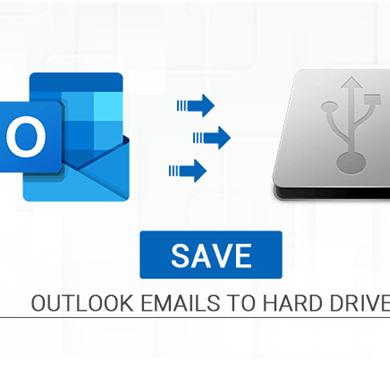 save emails from outlook 365