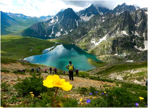 Trekking in Jammu and Kashmir