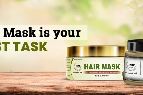 Amla Hair Mask