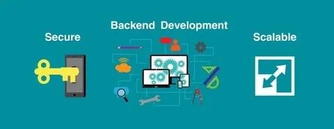 backend development.