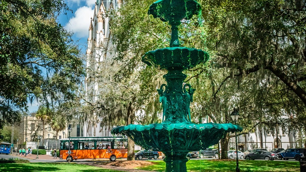 Top 6 tourist attractions in Savannah
