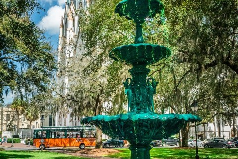 tourist attractions in savannah