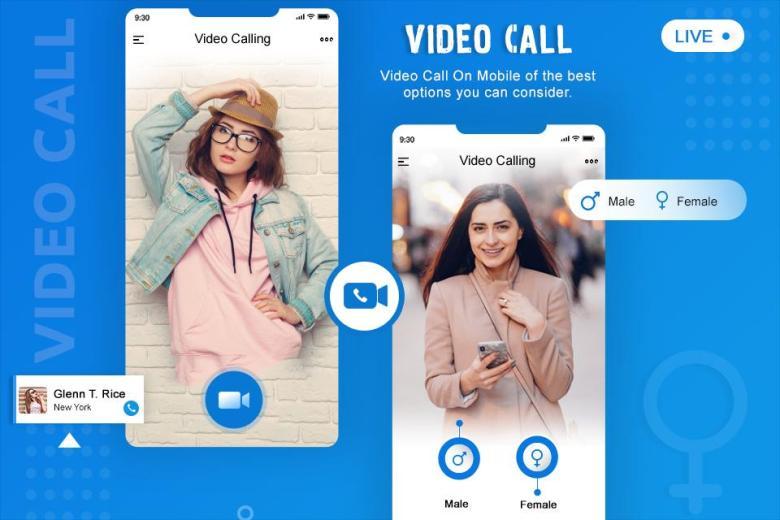 build a live video calling app