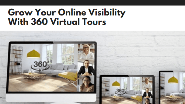 Grow Your Online Visibility With 360 Virtual Tours