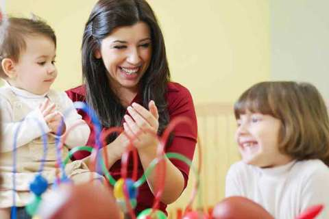 5 Reasons You Should Be Working In The Child Care Sector