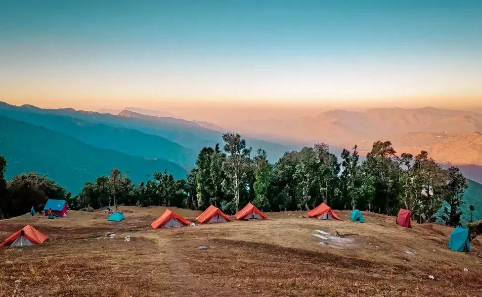Nag Tibba Trek is the best place to stay and visit