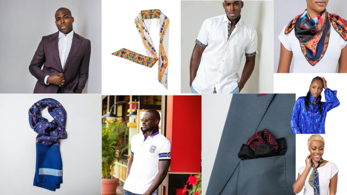Popular International Brands that You Can Match with African Clothing