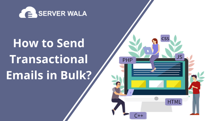 How to Send Transactional Emails in Bulk?