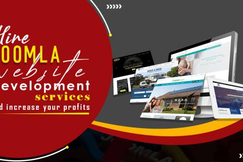 joomla website development services