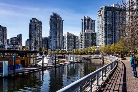 make a city more environmentally friendly