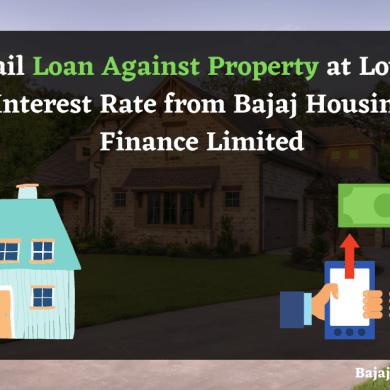 Loan Againt Property