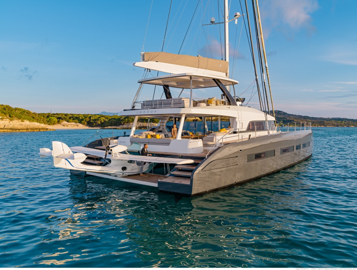 The Ultimate Second Home: Investing in a Yacht