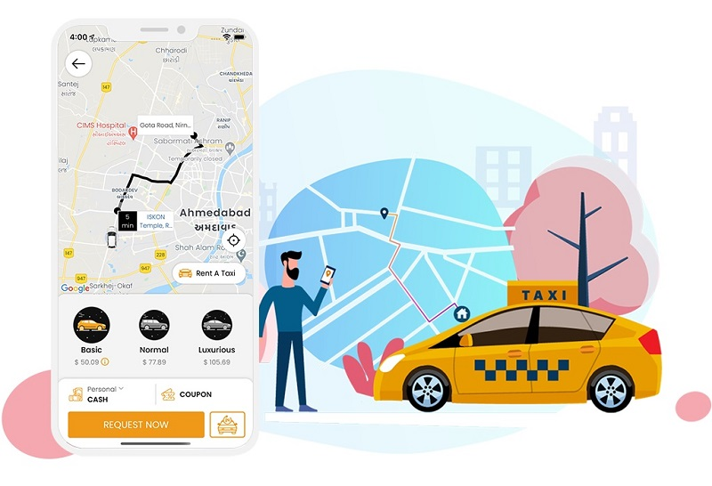 Step By Step Guide to launch your Uber Clone App Based Business